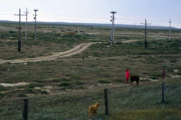 Powitanie w Kazachstanie
