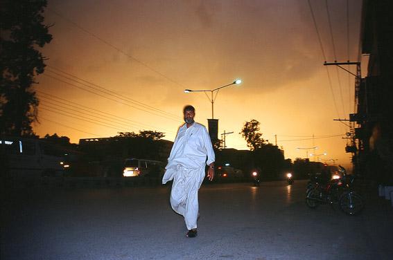 W Rawalpindi nadciąga burza