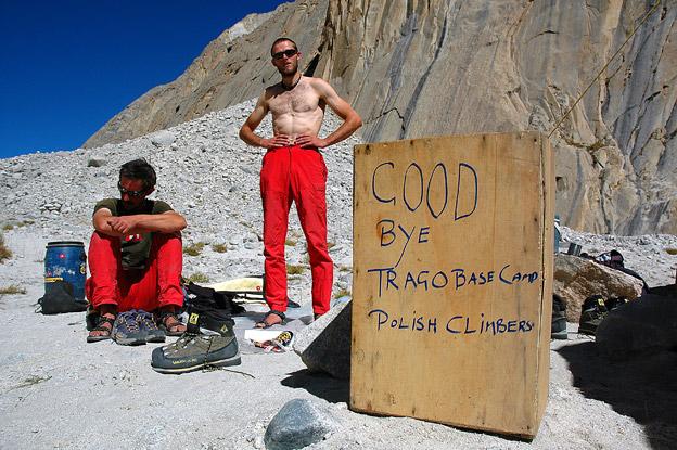 Good bye Polish Climbers