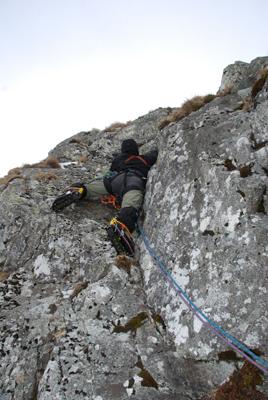 Piotr Amsterdamski na Cieniu Wielkiej Góry