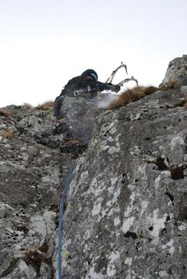 Piotr Amsterdamski rozpoczyna lot na Cieniu Wielkiej Góry