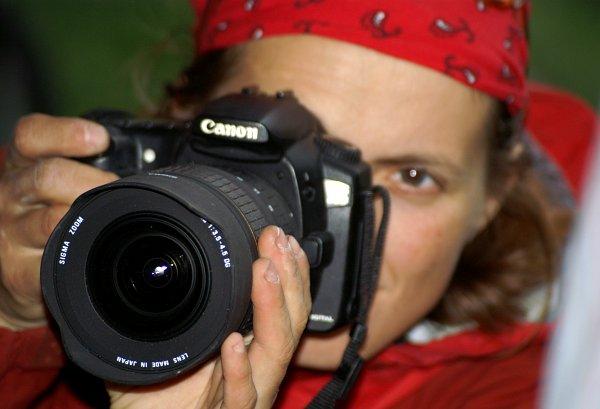 Prawdziwy pirat fotografii