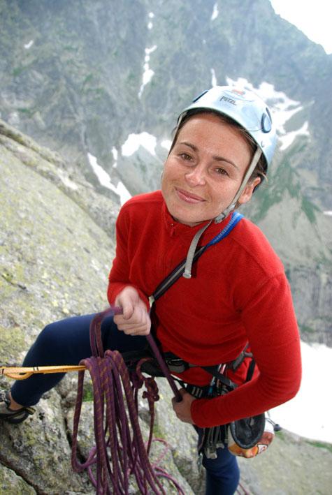 Kobieta w górach, czyli esencja zespołu żeńskiego