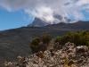 Pietro hal i Mt. Kenia