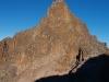 Z podejścia na Mt kenia dla ubogich - Mt Lenan (4895m)