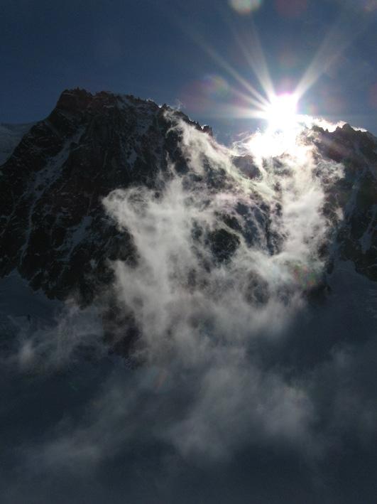 W dolinie Argentiere