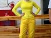 Żółta ścianka