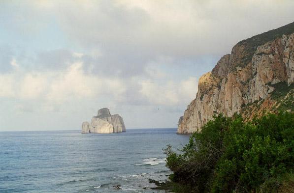 """Rejon Masua i wyspa """" Pan di Zucchero"""""""