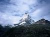 Matterhorn. Widok ze Schwarzsee