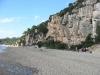 Plażowy rejon Aprodo dei Proci