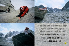 Alpy - lato 2004
