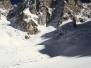 Alpy, zima 2004