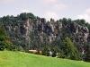 Jeden z ładniejszych rejonów. Kurort Rathen
