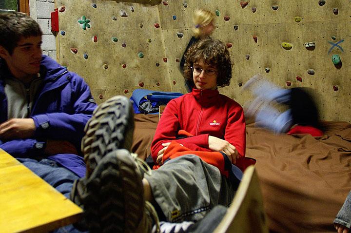 Adam Ondra odpoczywa po 8b OS