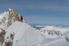 Alpy Francuskie zimą - galeria z wyjazdu Krzyśka Sadleja i Pawła Józefowicza (2010)