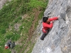 Toru Nakajima 7b+ OS Cheddar Gorge