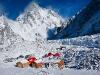 Baza Broad peak, zima 2011