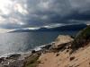 Cala Gonone, Sardynia - podejście pod skaly