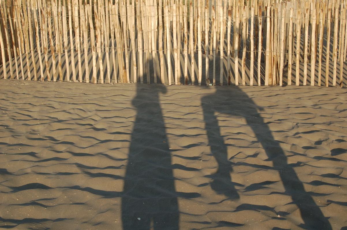 12 - Wieczór na plaży Espiguette