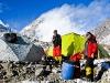 44 - Baza Broad Peak - szerpowie, zima 2011