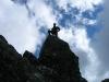 Celem wspinaczki jest szczyt