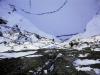 2004-12-13 Zimowe Tatry, podczas przejscia Schodow do Nieba na Kazalnicy Mieguszowieckiej. Fot. Wojtek Ryczer