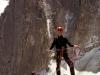 2005-08 Alpy Francuskie, na jednej z turnii Nantilions. Fot. Marcin Nowogródzki