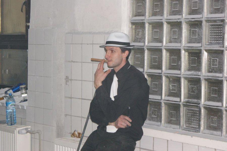 Don Corleone zawodów fot. A.Koszek