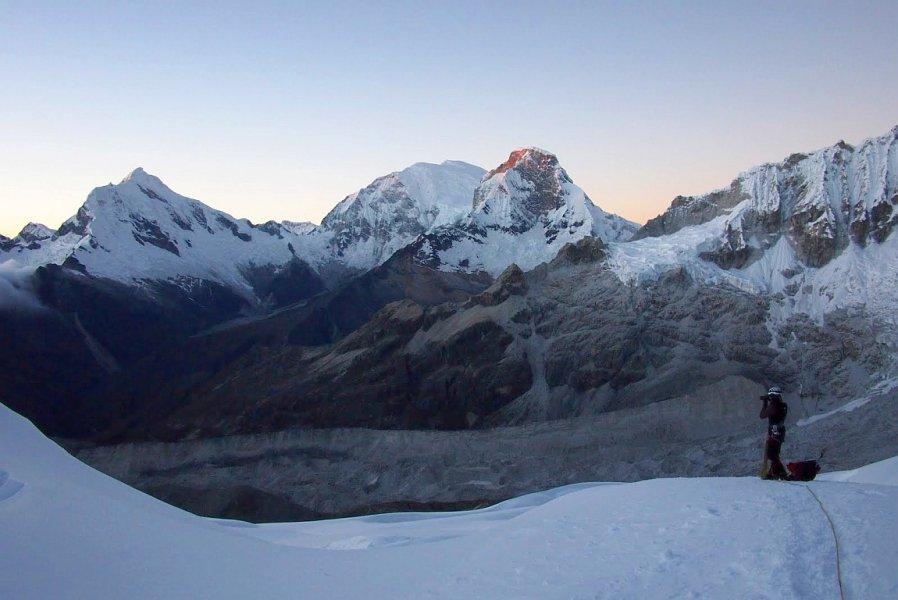 K7 Wschód nad Cordillera Blanca - Jakub Thiele-Wieczorek